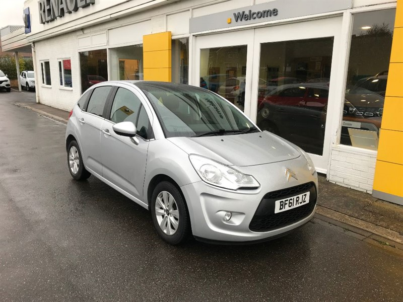 used Citroen C3 VTR PLUS in lincolnshire