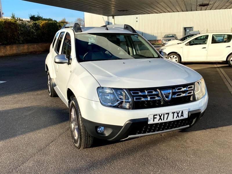 used Dacia Duster LAUREATE DCI in lincolnshire