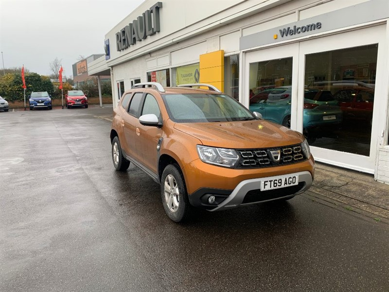 used Dacia Duster Comfort TCE  in lincolnshire