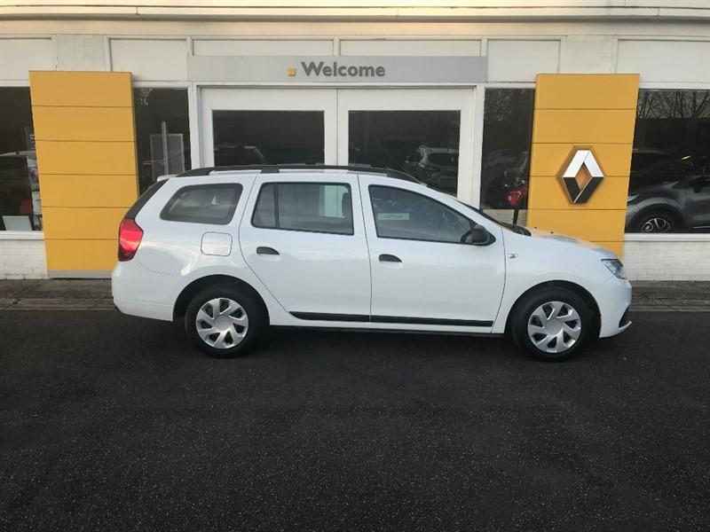 Used White Dacia Logan Mcv For Sale Lincolnshire