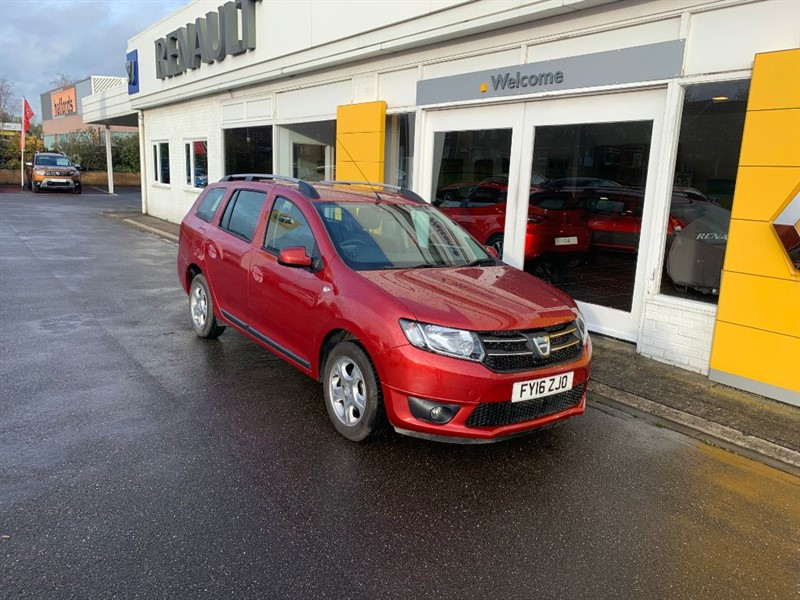 used Dacia Logan MCV LAUREATE TCE in lincolnshire
