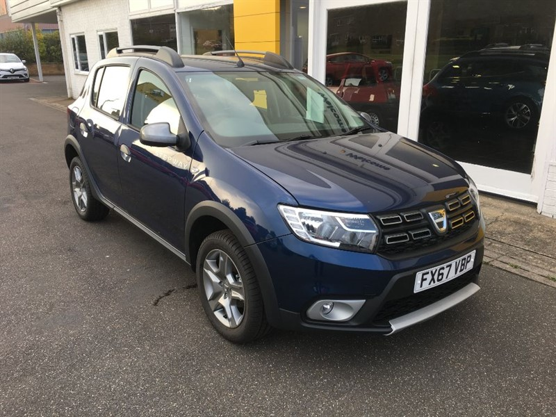 used Dacia Sandero STEPWAY AMBIANCE DCI in lincolnshire