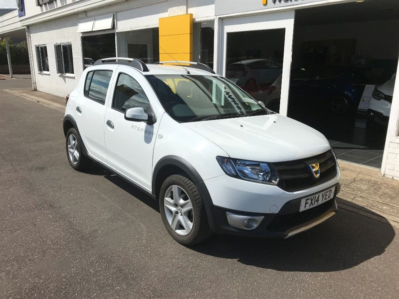 used Dacia Sandero STEPWAY AMBIANCE TCE in lincolnshire