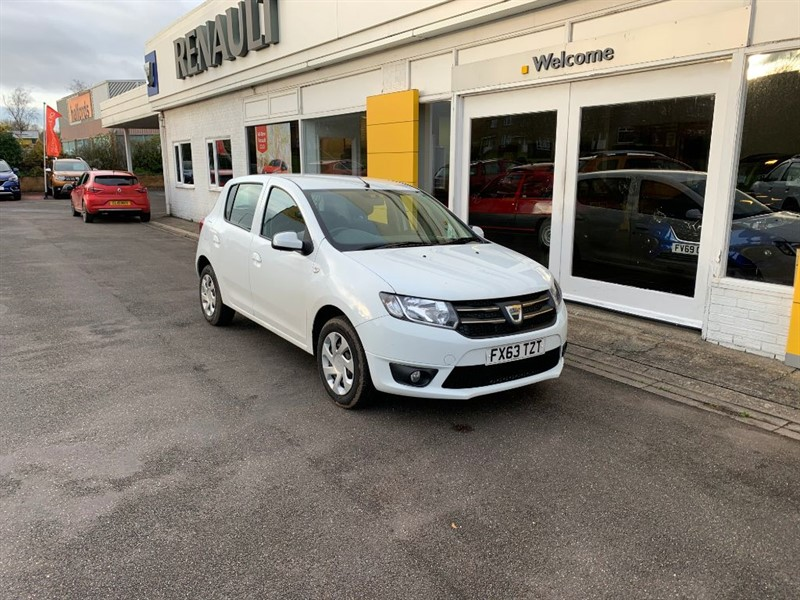 used Dacia Sandero Laureate in lincolnshire
