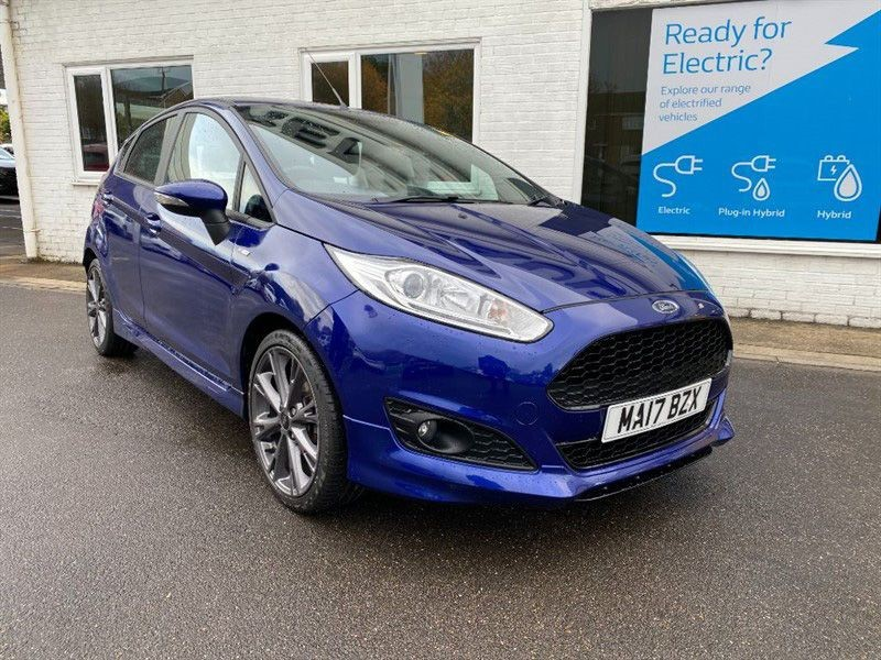 used Ford Fiesta ST-LINE TDCI in lincolnshire