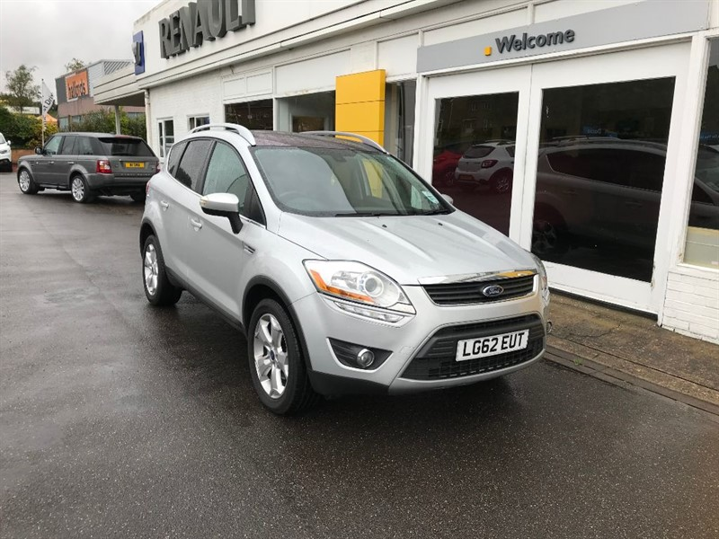 used Ford Kuga TITANIUM X TDCI in lincolnshire