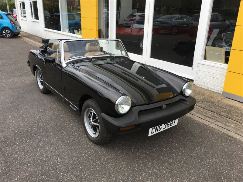 used MG Midget 1500 in lincolnshire