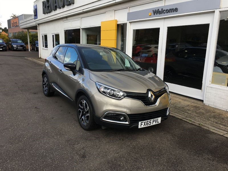 used Renault Captur DYNAMIQUE S NAV DCI in lincolnshire