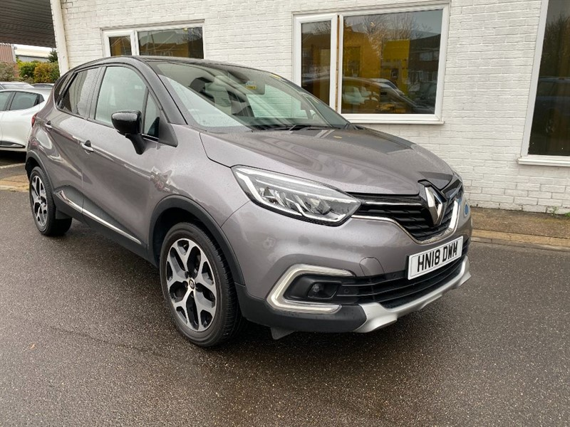 used Renault Captur SIGNATURE X NAV DCI in lincolnshire
