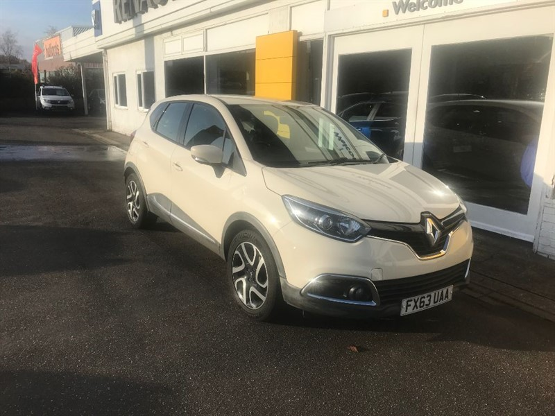 used Renault Captur DYNAMIQUE MEDIANAV ENERGY TCE S/S in lincolnshire