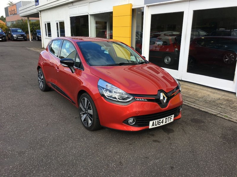 used Renault Clio DYNAMIQUE S MEDIANAV ENERGY DCI S/S in lincolnshire