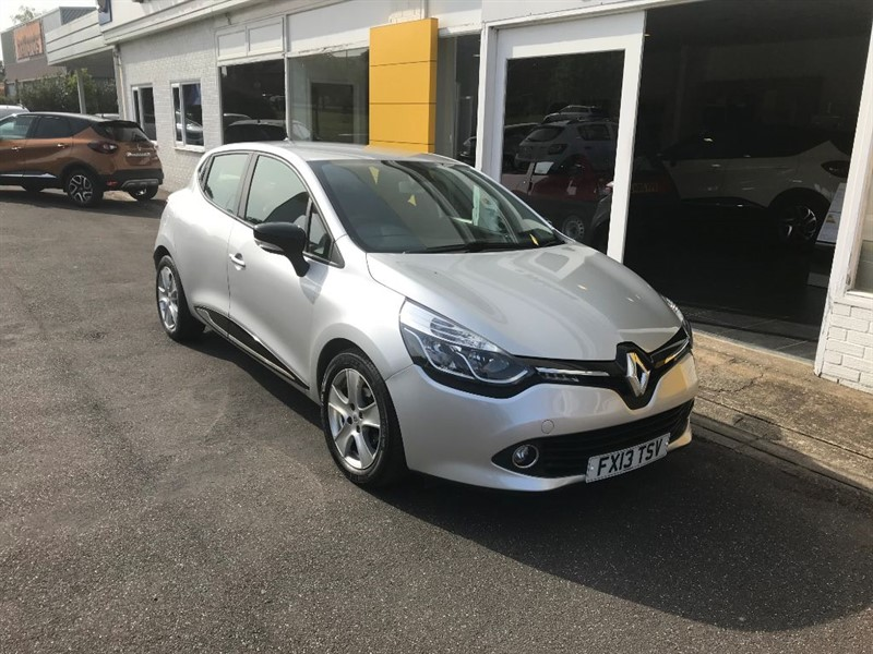 used Renault Clio DYNAMIQUE MEDIANAV ENERGY DCI S/S in lincolnshire