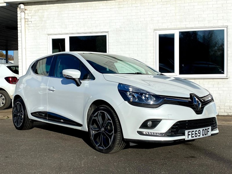 used Renault Clio ICONIC DCI in lincolnshire