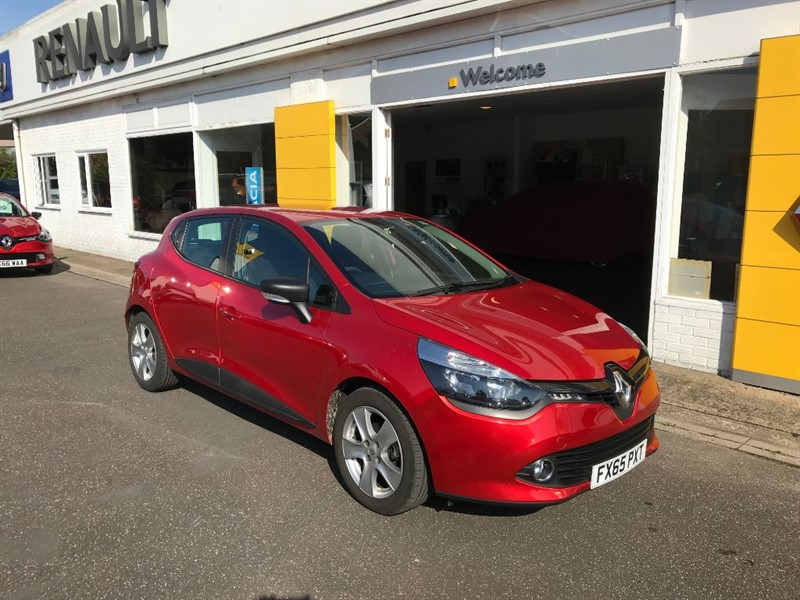 used Renault Clio PLAY 16V in lincolnshire