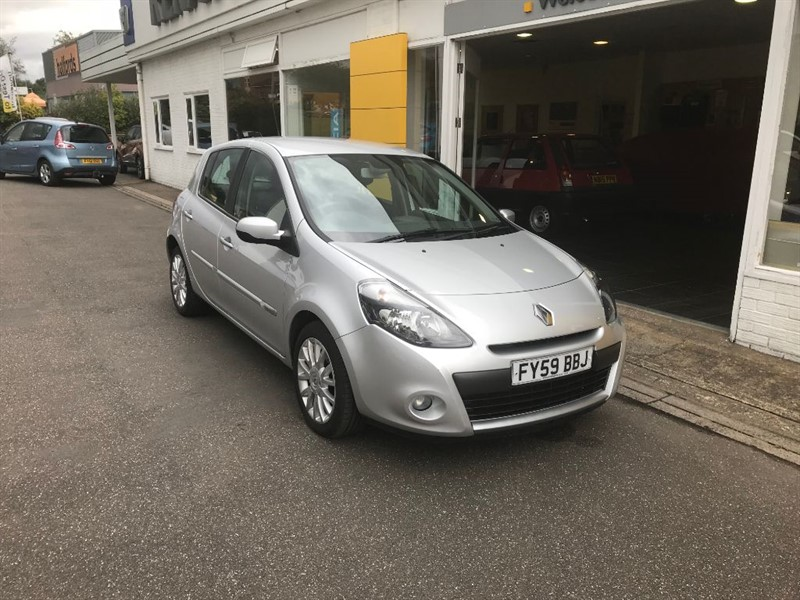 used Renault Clio DYNAMIQUE TCE in lincolnshire