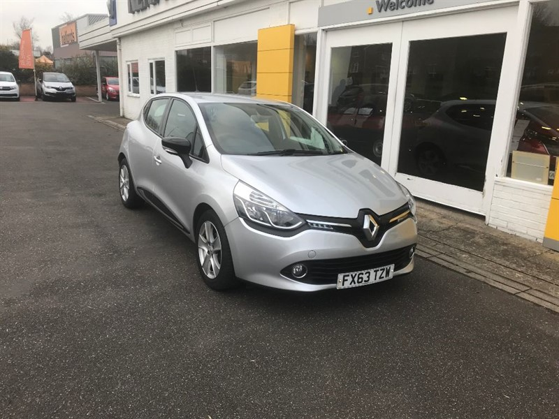 used Renault Clio DYNAMIQUE MEDIANAV in lincolnshire