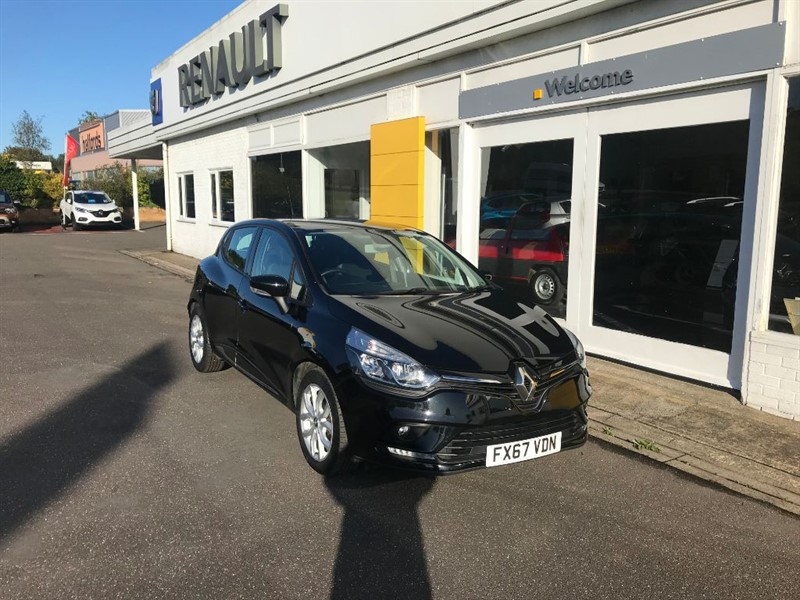 used Renault Clio DYNAMIQUE NAV TCE in lincolnshire