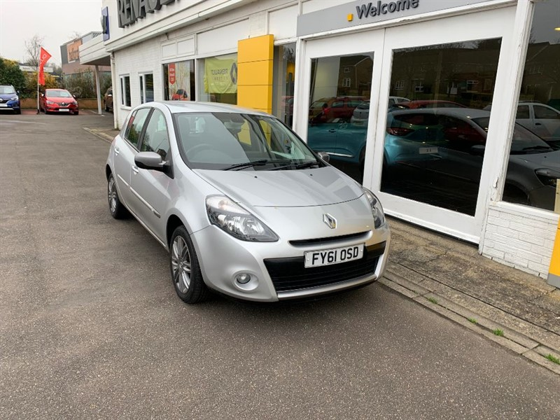 used Renault Clio DYNAMIQUE TOMTOM 16V in lincolnshire