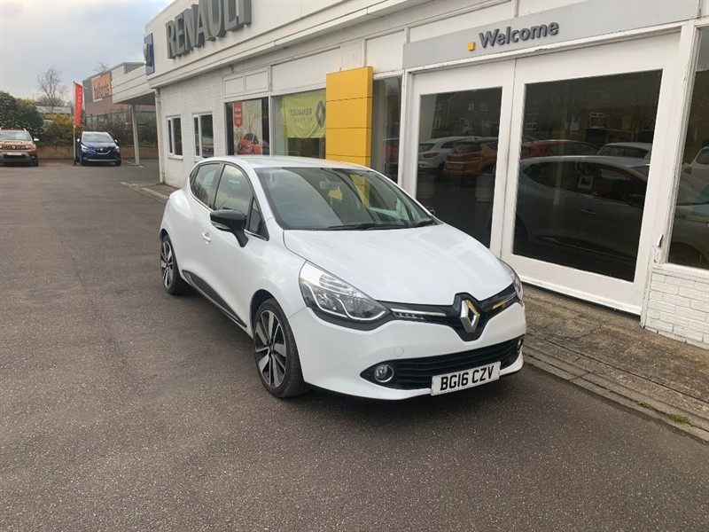 used Renault Clio DYNAMIQUE S NAV TCE in lincolnshire