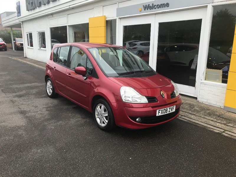 used Renault Grand Modus DYNAMIQUE DCI in lincolnshire