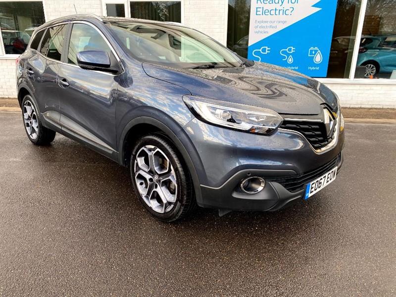 used Renault Kadjar DYNAMIQUE S NAV DCI in lincolnshire