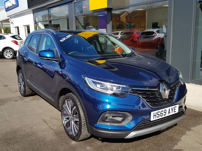 used Renault Kadjar S EDITION TCE in lincolnshire