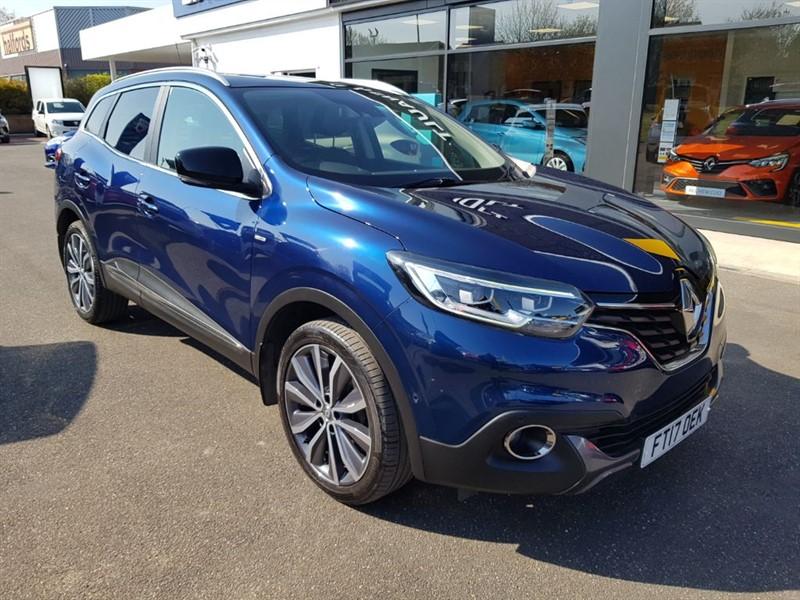 used Renault Kadjar Signature Nav Dci in lincolnshire