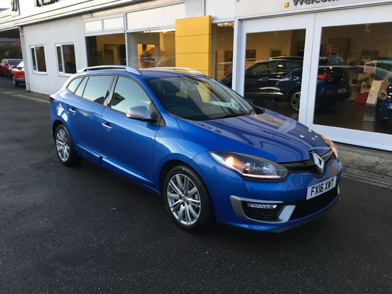 used Renault Megane GT LINE NAV DCI in lincolnshire
