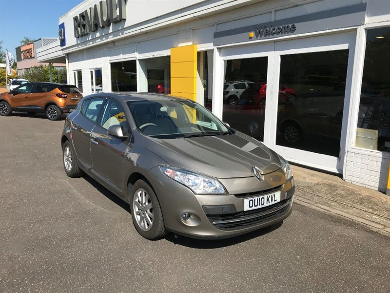 used Renault Megane PRIVILEGE TOMTOM DCI in lincolnshire
