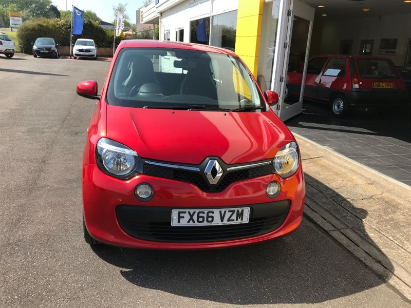 used Renault Twingo PLAY SCE in lincolnshire