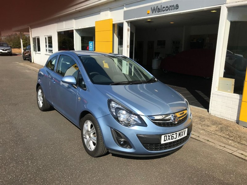 used Vauxhall Corsa ENERGY AC in lincolnshire
