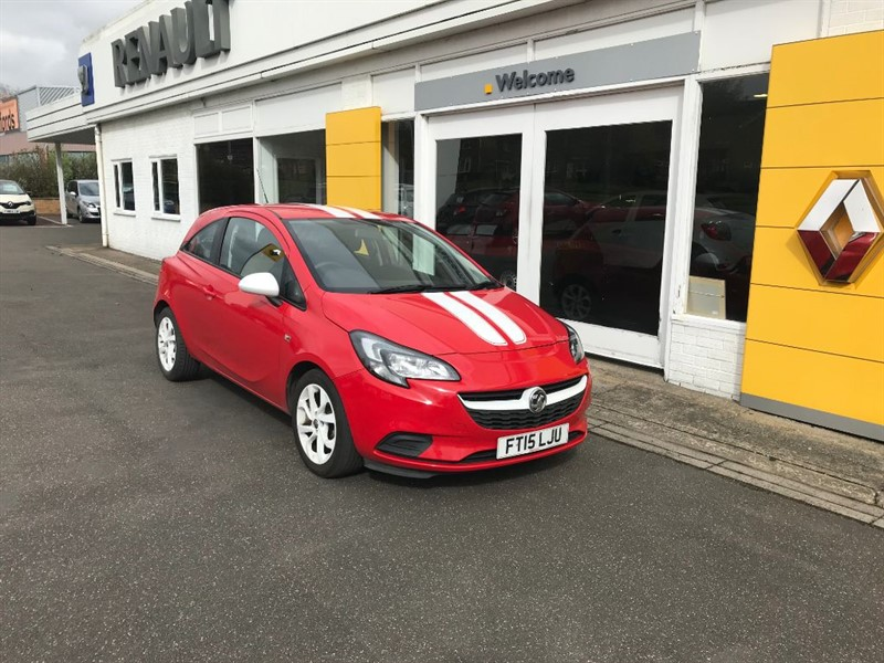used Vauxhall Corsa STING in lincolnshire
