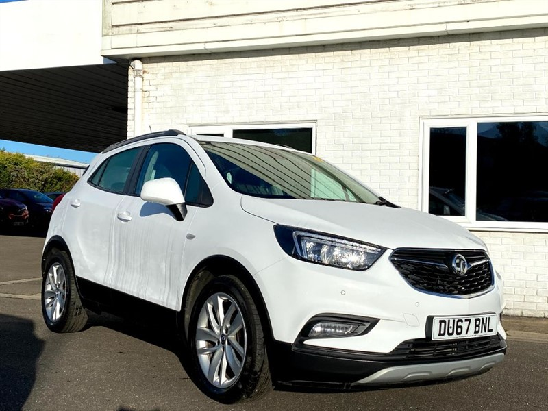 used Vauxhall Mokka X ACTIVE S/S in lincolnshire