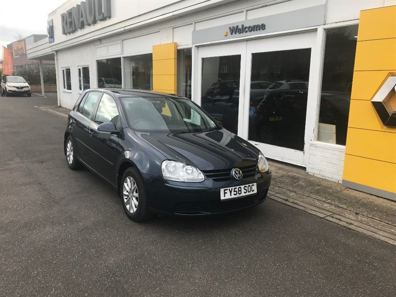 used VW Golf S TDI in lincolnshire
