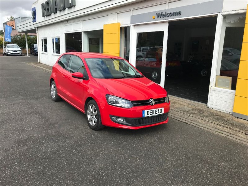 used VW Polo MATCH in lincolnshire