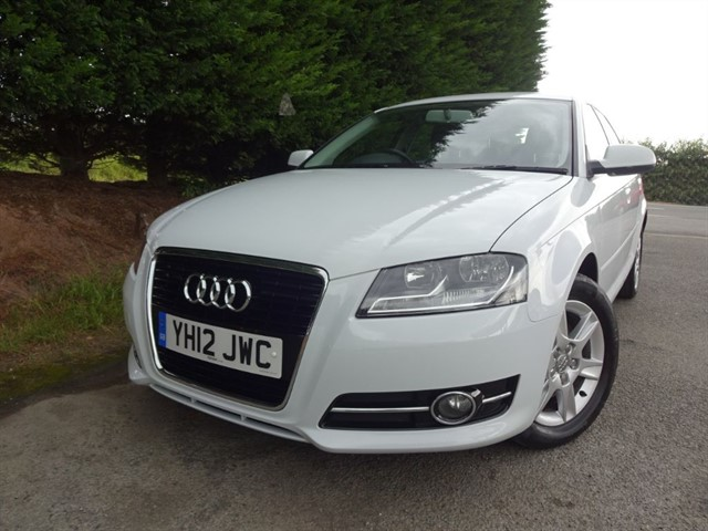 used Audi A3 TDI SE (170bhp) in herefordshire-for-sale