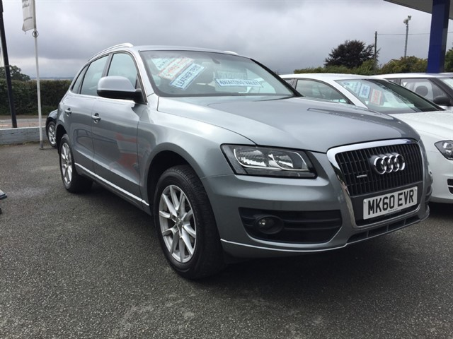 used Audi Q5 TFSI Quattro SE (180bhp) (AWD) in herefordshire-for-sale