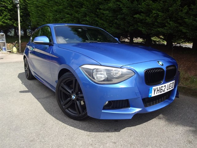 used BMW 116d M-Sport (115bhp) in herefordshire-for-sale