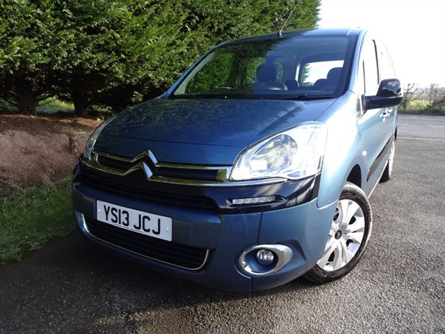 used Citroen Berlingo Multispace HDI Plus (90bhp) in herefordshire-for-sale