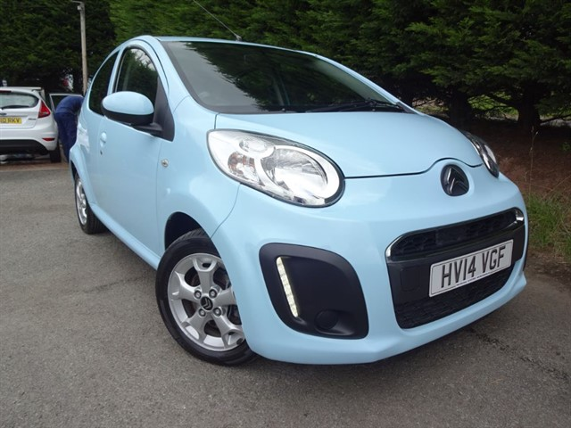 used Citroen C1 Edition (67bhp) in herefordshire-for-sale