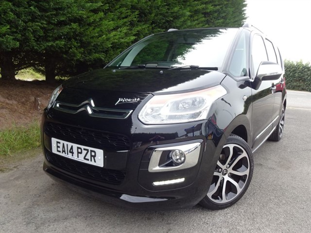 used Citroen C3 Picasso HDI Selection (90bhp) in herefordshire-for-sale
