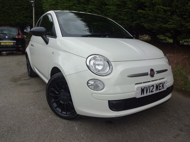 used Fiat 500 Twinair (85bhp) in herefordshire-for-sale