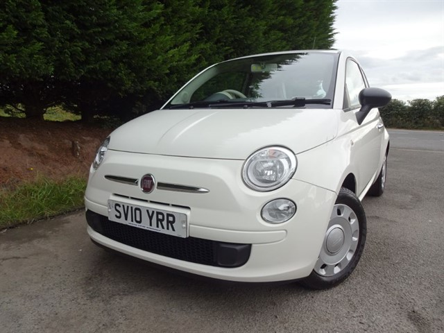 used Fiat 500 Pop (70bhp) in herefordshire-for-sale