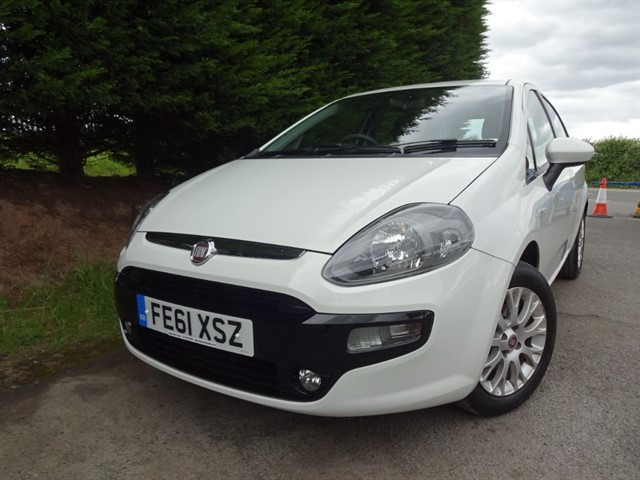 used Fiat Punto Evo My Life (70bhp) in herefordshire-for-sale