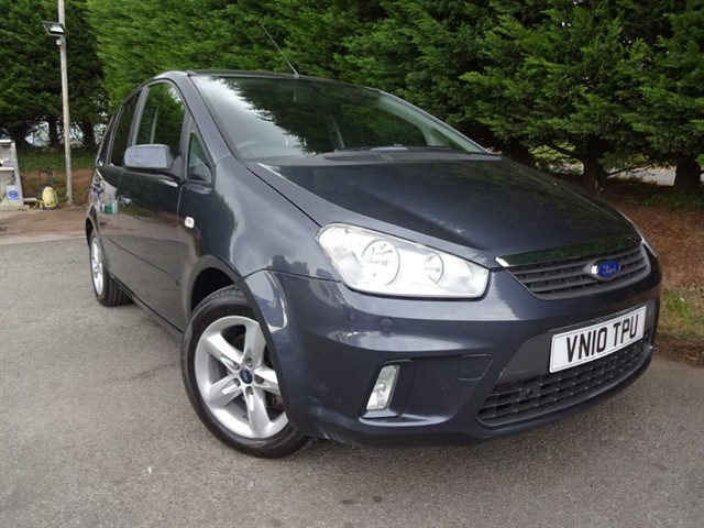 used Ford C-Max Zetec (100bhp) in herefordshire-for-sale