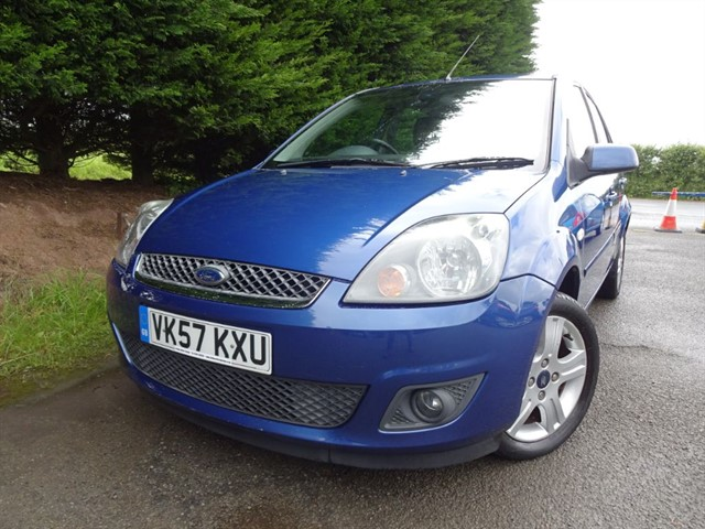 used Ford Fiesta Zetec Climate (80bhp) in herefordshire-for-sale