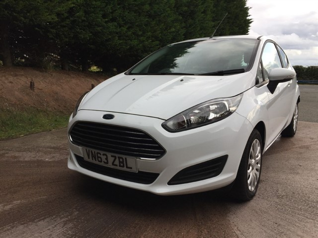 used Ford Fiesta Style (60bhp) in herefordshire-for-sale