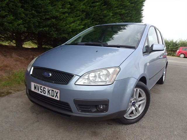 used Ford Focus C-Max ZETEC (100bhp) in herefordshire-for-sale