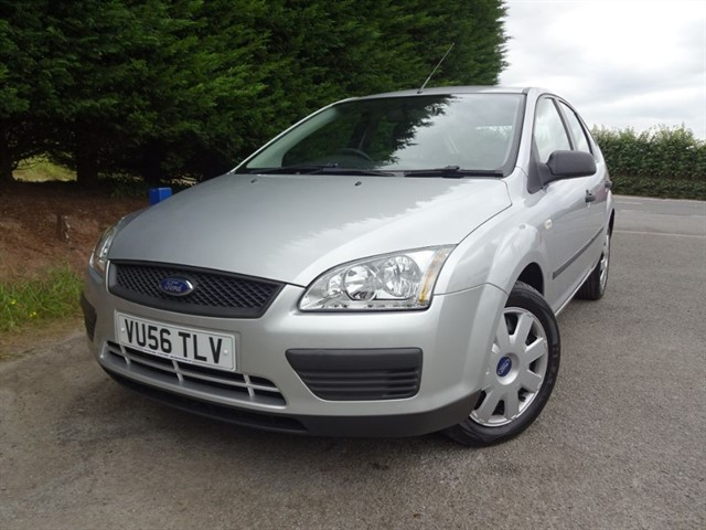 used Ford Focus LX 16V (Automatic) in herefordshire-for-sale