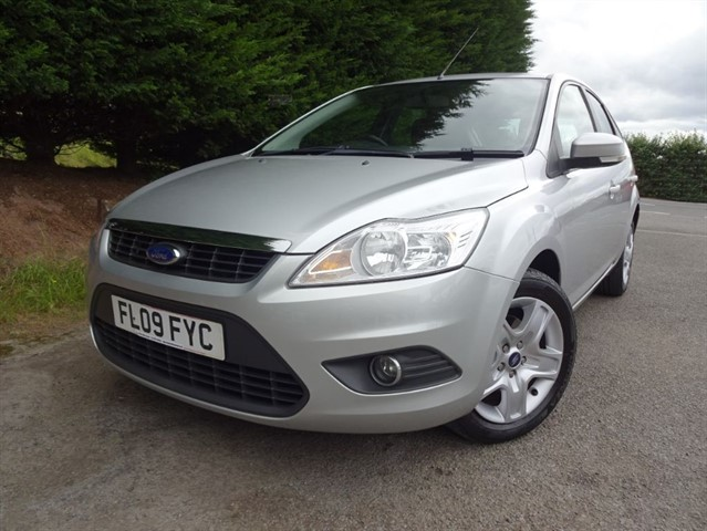 used Ford Focus Style (100bhp) in herefordshire-for-sale
